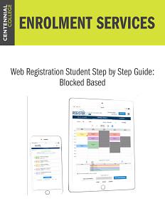 Thumbnail of the block-based program guide