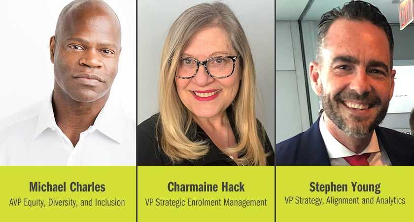 We Are Pleased to Announce Our New VPs and AVP