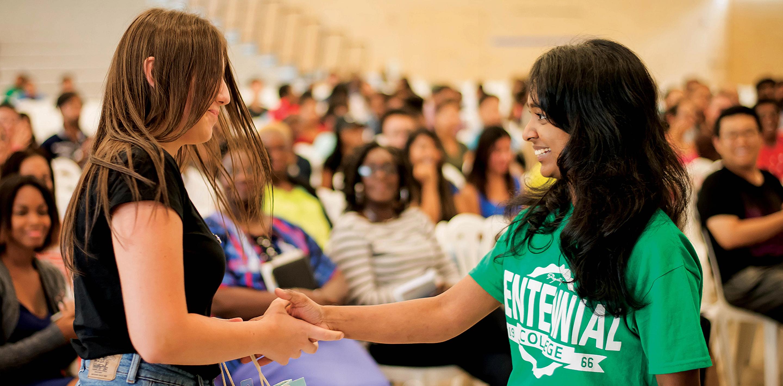 Centennial International Student Ambassador