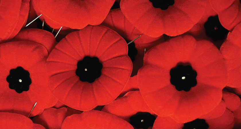 Centennial College's Virtual Remembrance Day Commemoration Image