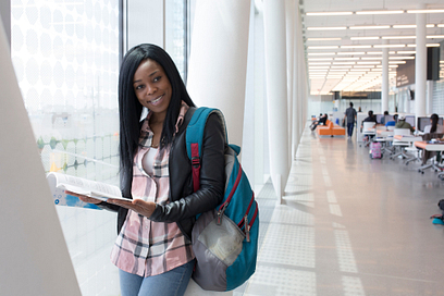 A Centennial College at the Ashtonbee campus student looking for employment opportunities
