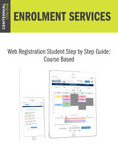 Thumbnail of the course-based program guide