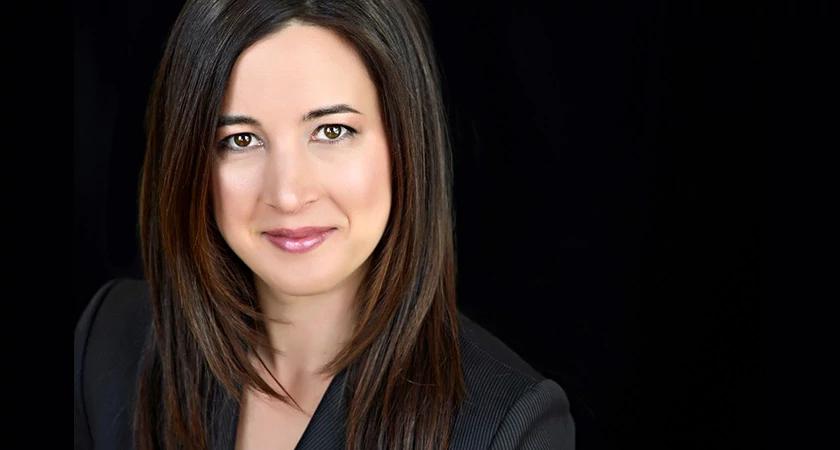 Portrait of Heidi Hauver