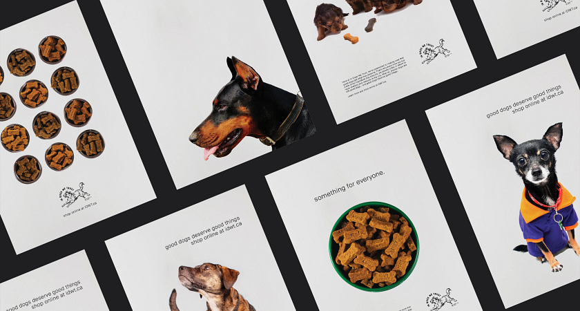 RGD Ontario Winning Work In Dogs We Trust by Samantha Mok