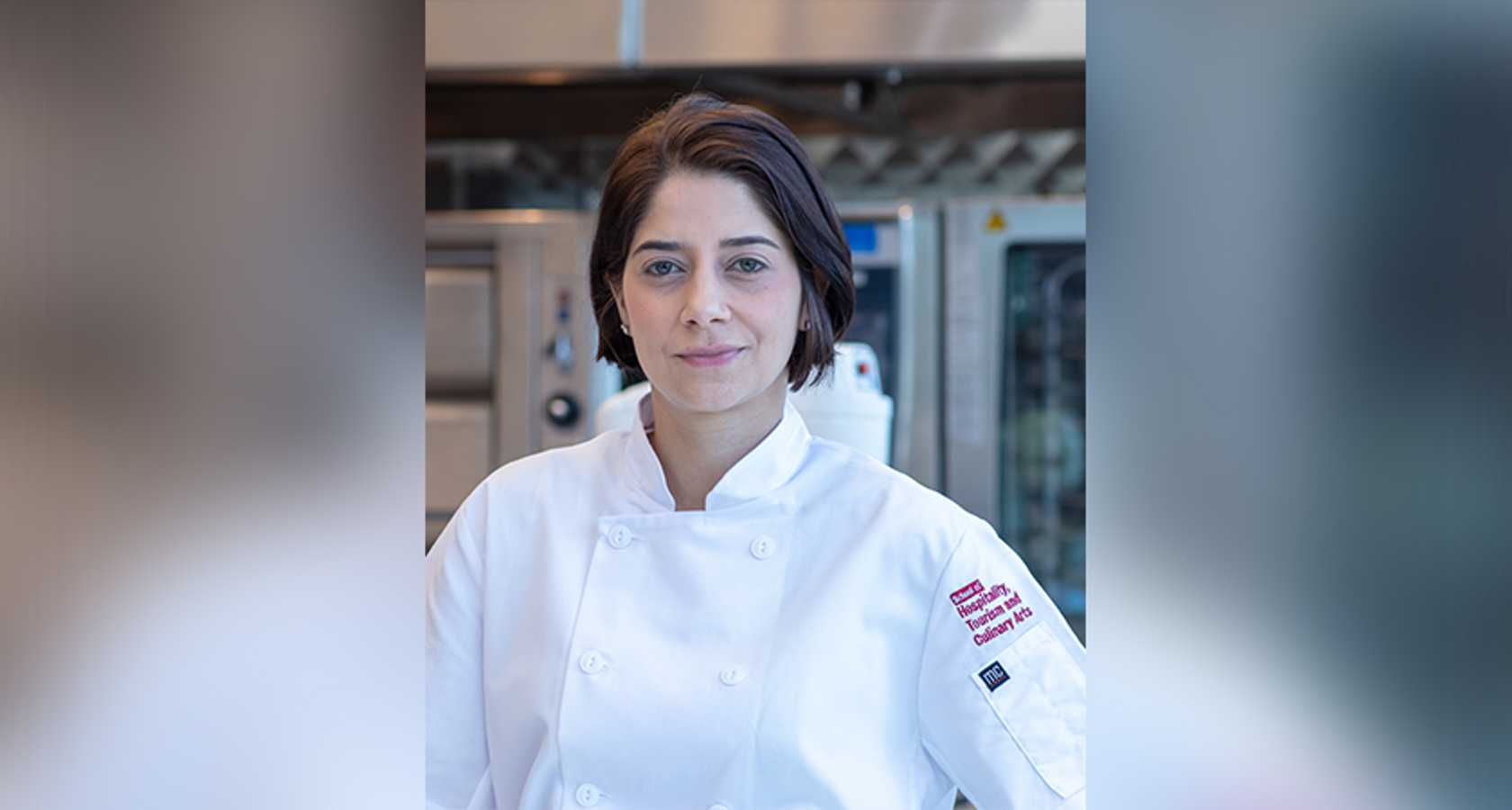 Centennial Women in Non-Traditional Careers: Lilian Cardoso cooks up her own success. image