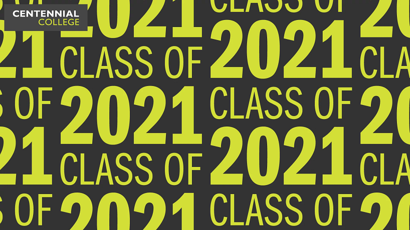wallpaper pattern that reads class of 2020
