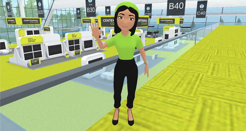 Five things you need to know about the Ontario College Virtual Fair Image