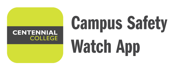 centennial college campus safety watch app icon