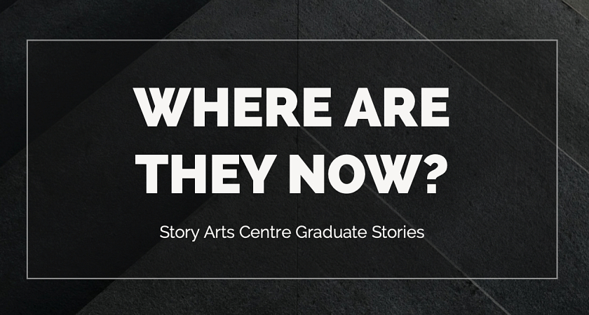 Where Are They Now? Story Arts Centre Graduate Stories