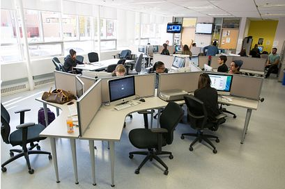 Toronto Observer newsroom