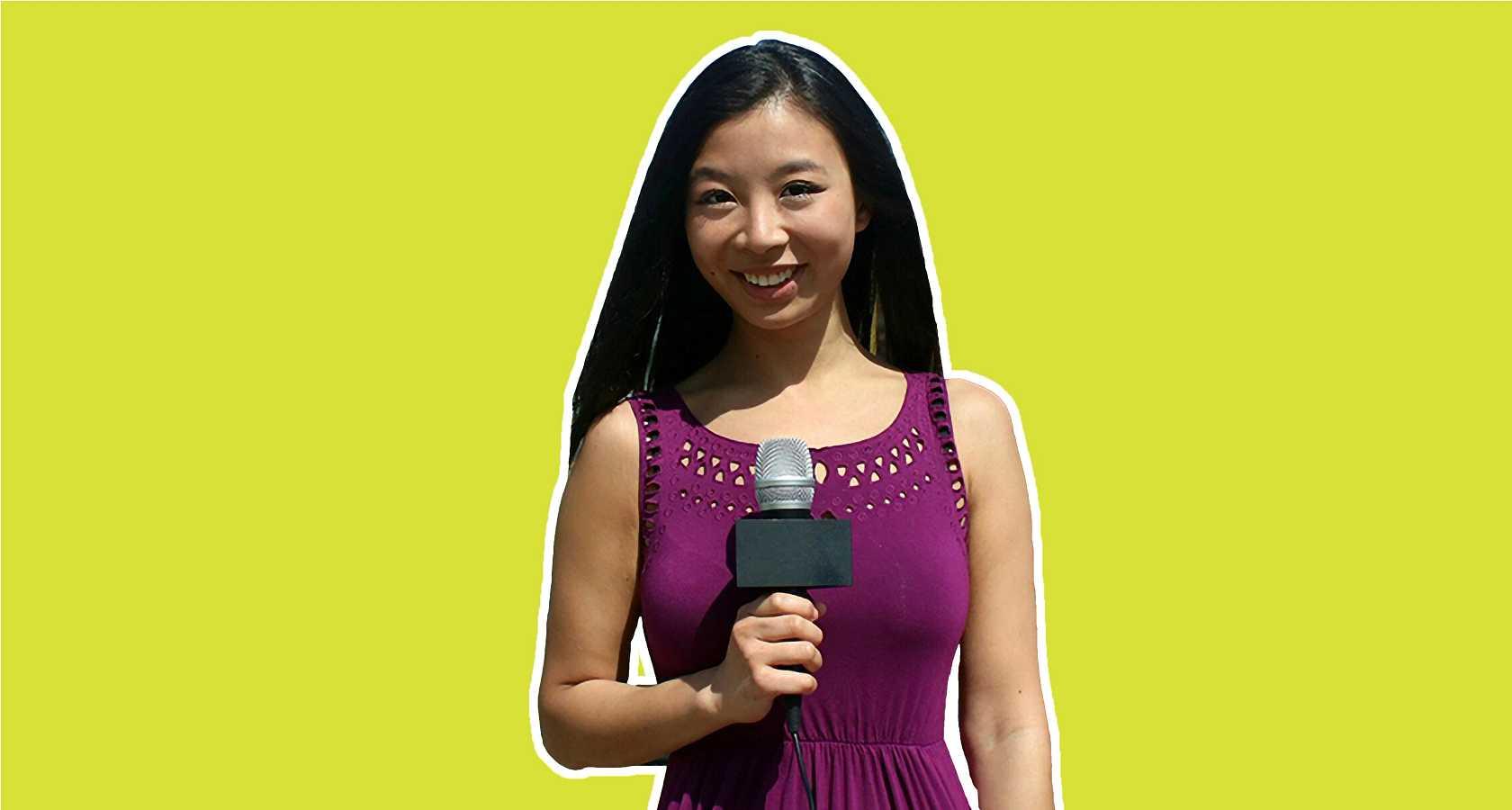 Graduate Jessica Ng Returns to Toronto for CBC News
