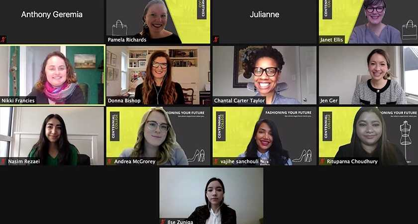 Fashioning your Future: How Centennial College helps you network your way into a career image