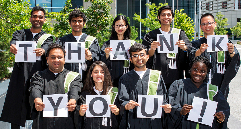 Giving our Students a Future: Centennial College Donors Crush Scholarship Fundraising Goal Image