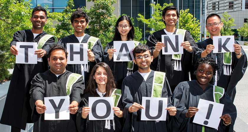 Giving our Students a Future: Centennial College Donors Crush Scholarship Fundraising Goal
