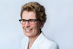 Image of Kathleen Wynne