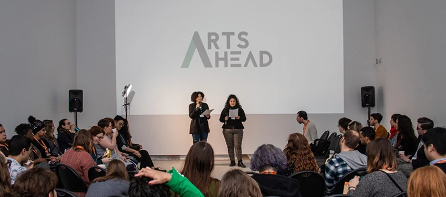 "How Arts Management Students Are ""Transforming Tomorrow"" at the 5th Annual Arts Ahead Symposium   Image"