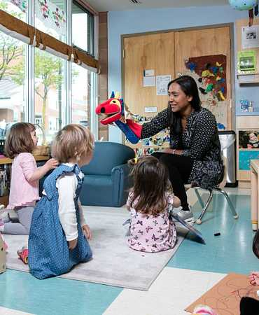 Four myths about Early Childhood Education debunked image
