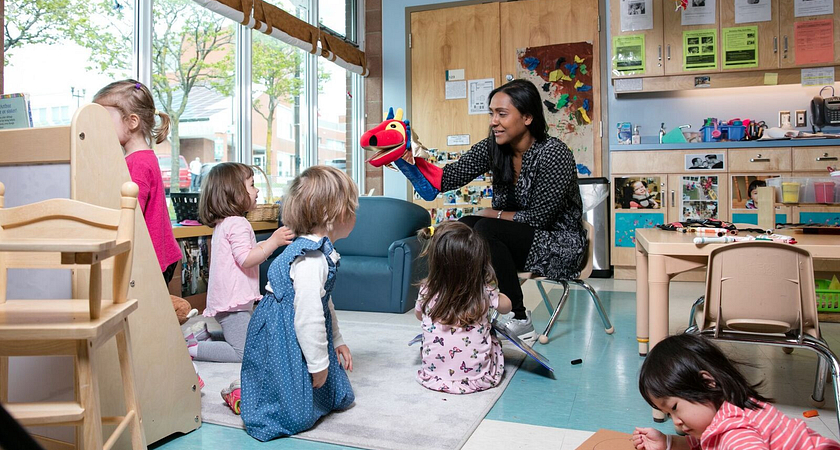 Four myths about Early Childhood Education debunked