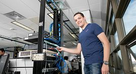 How to get a career in Networking Technology: Prepare for certification with Centennial Image