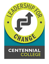picture of leadership for change badge