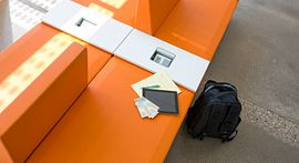 Four ways to keep you (and your stuff) safe on campus Image