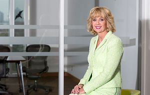 picture of centennial college president and CEO Ann Buller