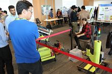 Technology Fair reveals students' bright ideas Image
