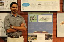 Architecture student recognized for sustainable design Image