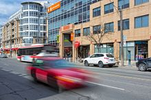 Beat the traffic with the Pickering and Eglinton Learning sites Image