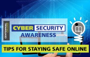 psoter for tips on staying safe online