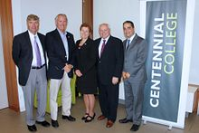 Centennial College to tackle cybercrime with Lockheed Martin Image