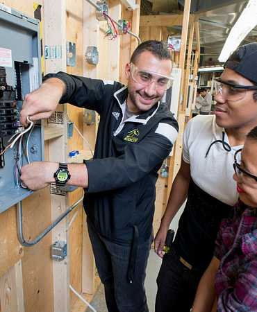 What is an Electrician, Construction Maintenance Apprenticeship Program and Other Essential Questions image