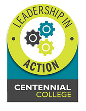 picture of leadership in action badge