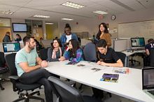 UTSC Centennial College Journalism Joint Program Image