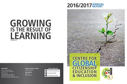 GCEI Annual Report 2016-2017