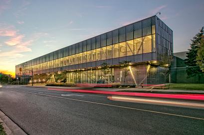 Picture of Centennial College Ashtonbee campus building