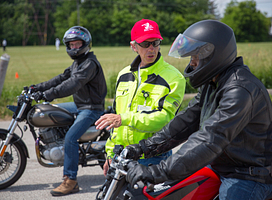 Gear up and enjoy the ride at Centennial College Image