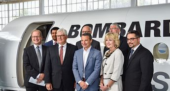 Bombardier to fund aerospace research at Downsview Park Image