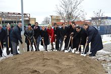 Centennial's Aerospace Campus breaks ground at Downsview Park Image