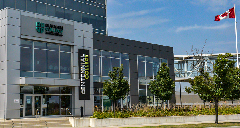 Centennial College Pickering Learning Site