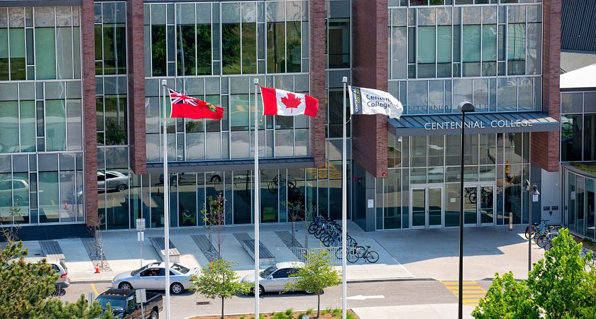 Centennial College Of Applied Arts And Technology Canada