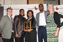 'Beyond the Rim' outreach program wins community award Image
