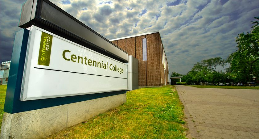 My Life at Centennial- A campus with a story