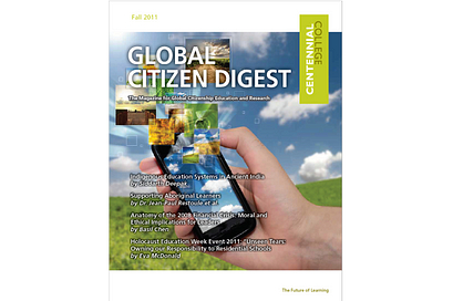 Global Citizen Digest cover Fall 2011