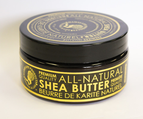 students create shea butter blog