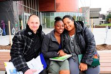 Centennial College visiting northern Ontario! Image