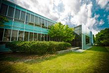 Photo of the Day: Centre for Creative Communications Campus in the Summer Image