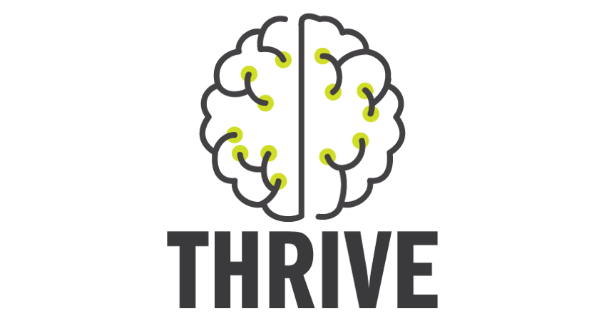 Picture of Thrive event logo