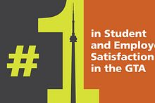 Centennial leads GTA colleges in student and employer satisfaction Image