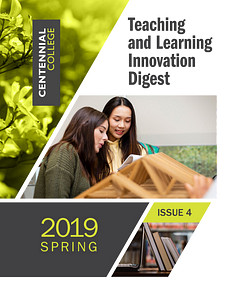 Thumbnail cover of the Teaching and Learning Digest Spring 2019 Issue 4